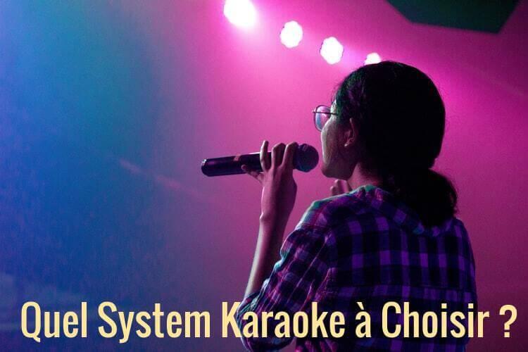 Meilleur systeme karaoke professionnel